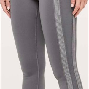 Lululemon Power Lines Tight 28' Size 8